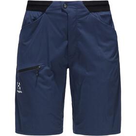 Haglöfs L.I.M Fuse Shorts Damer, tarn blue